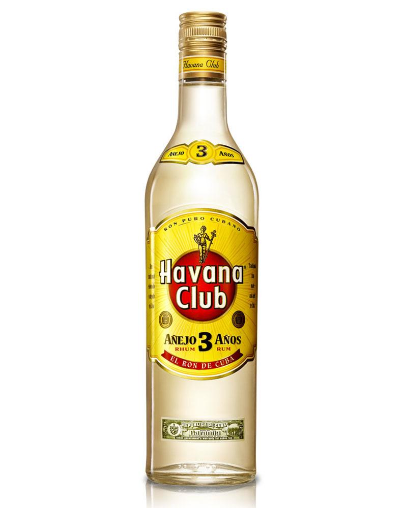 Ром Havana Club Аньехо 3 года 40%, 0,7 л.