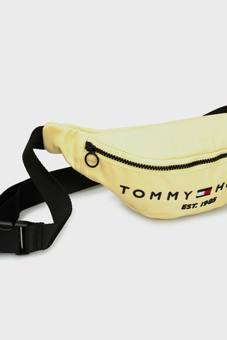 Мужская желтая поясная сумка TH ESTABLISHED Tommy Hilfiger
