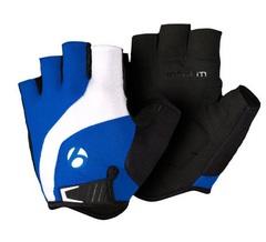 Велосипедные перчатки Bontrager короткие (синие)