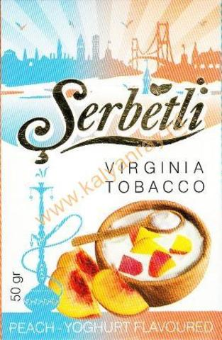 Serbetli Peach Yogurt