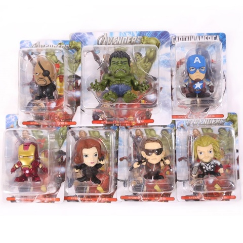 Marvel The Avengers 2 Action Figures