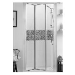 Дверь душевая в нишу складная 90х185 см Ideal Standard Tipica T2504YB фото