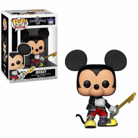 Kingdom Hearts 3: Mickey Funko Pop!    Микки Маус