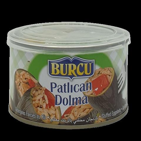 Консервированный баклажан фаршированный Patlican Dolma BURCU, 400 гр