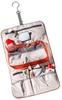 Картинка несессер Deuter Wash bag II aubegrine-fire - 3