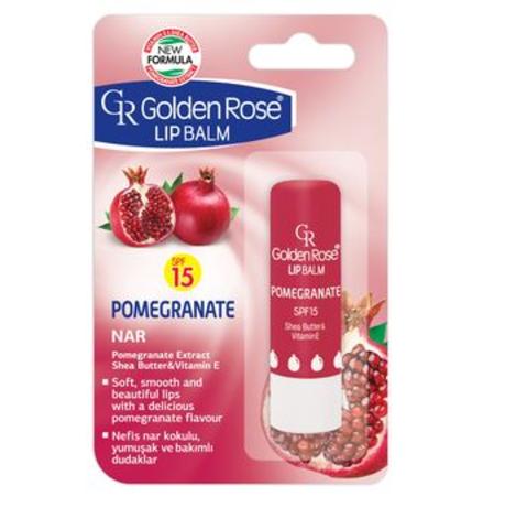 Golden Rose Бальзам для губ Lipbalm POMEGRANATE SPF15