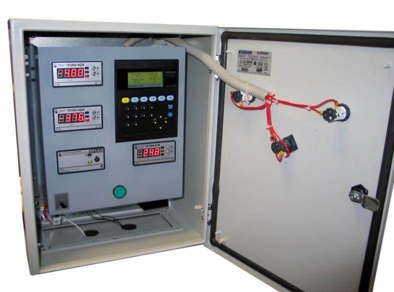 ЩУП, комплекты автоматики для подогревателей нефти и газа