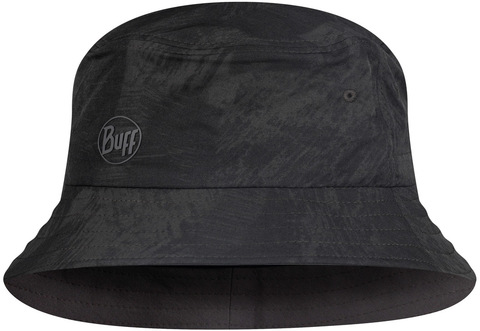 Панама ультралегкая Buff Trek Bucket Hat Rinmann Black фото 1