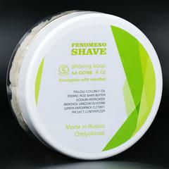 Мыло для бритья Menthol and Eucalyptus
