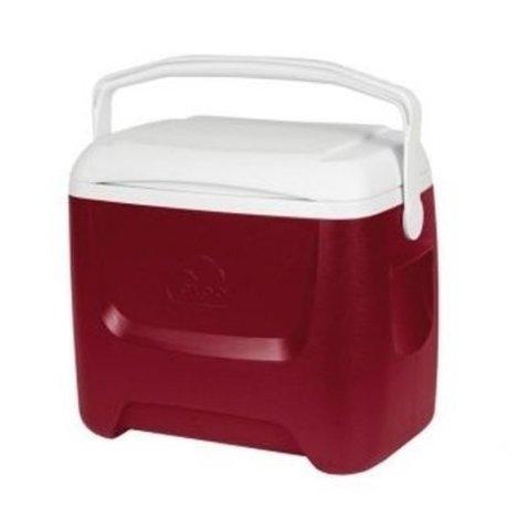 Изотермический пластиковый контейнер Igloo Island Breeze 28 красный