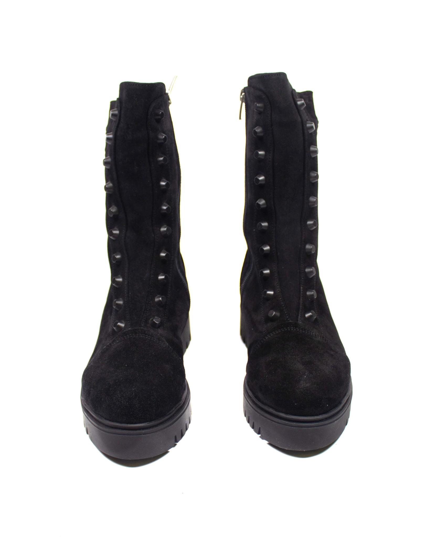 замшевые ботинки Donna Ricco