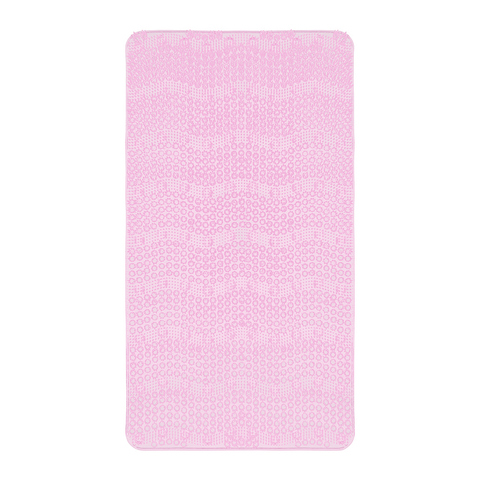 Коврик против скольжения в ванне, Травка, 3 цвета, 36*65 см