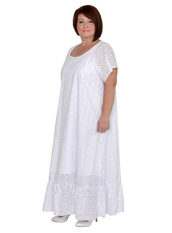 Платье из хлопка Ариэль