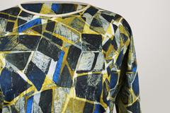 Блузка Tomax 8882 калейдоскоп