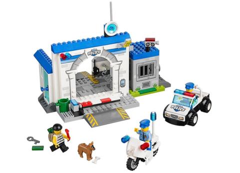 LEGO Juniors: Полиция — большой побег 10675 — Police – The Big Escape — Лего Джуниорс Подростки