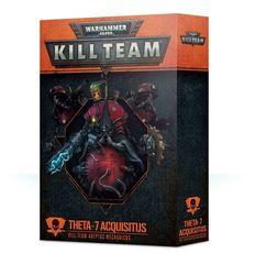 Theta-7 Acquisitus. Kill Team Adeptus Mechanicus