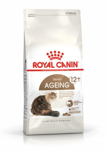 Royal Canin Ageing 12+ сухой корм для кошек старше 12 лет 400г
