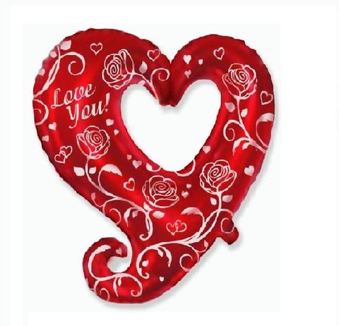 F Розы и сердца, 31