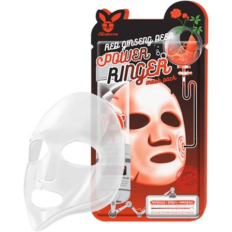 Тканевая маска Red Ginseng (Женьшень) Deep Power Ringer Mask Pack