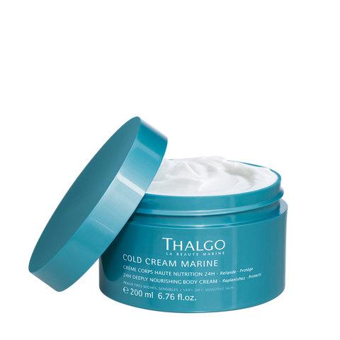 Thalgo Интенсивный питательный крем для тела 24H Deeply Nourishing Body Cream