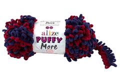 Пряжа Alize Puffy More цвет 6268