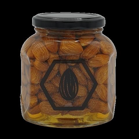 Миндаль в меду, 450 гр