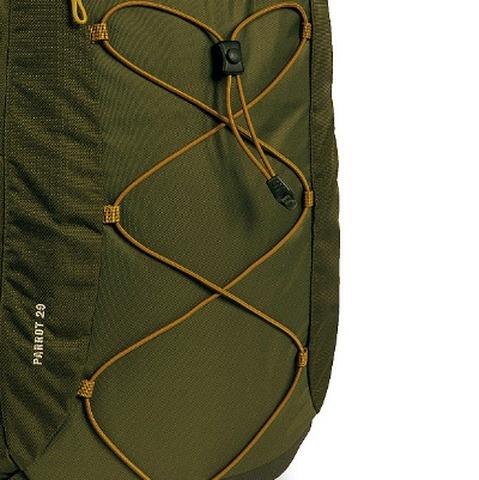 Картинка рюкзак для ноутбука Tatonka Parrot 29 Black - 8