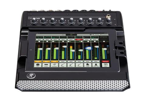 Цифровые Mackie DL806