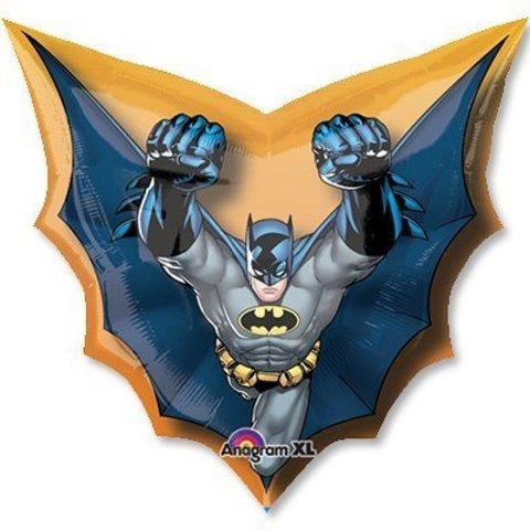 1207-2720 Шар фигура Бэтмен в полете