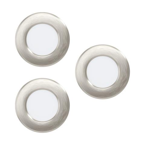 Комплект светильников светодиодных встраиваемых Eglo FUEVA 5 99141