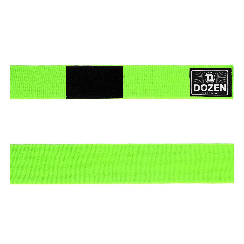 Бинты салатовые Dozen Monochrome Semi-elastic детальный вид