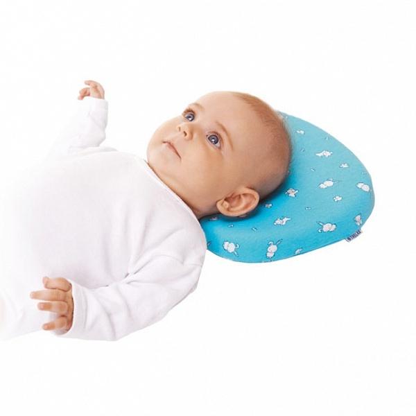 Подушки TRELAX Детская ортопедическая подушка MIMI для детей от 1 до 18 месяцев с эффектом памяти П27.jpg