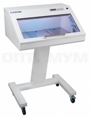 Бактерицидная камера Liston U 2102 с УФ-излучением (в комплекте со стойкой) - фото