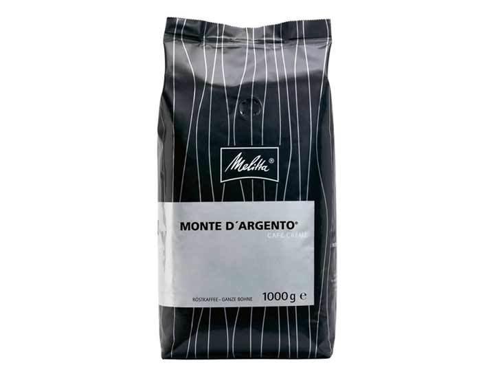 Кофе в зернах Melitta Schumli Monte D'Argento