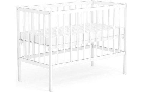 Кровать детская Фея 101 белый