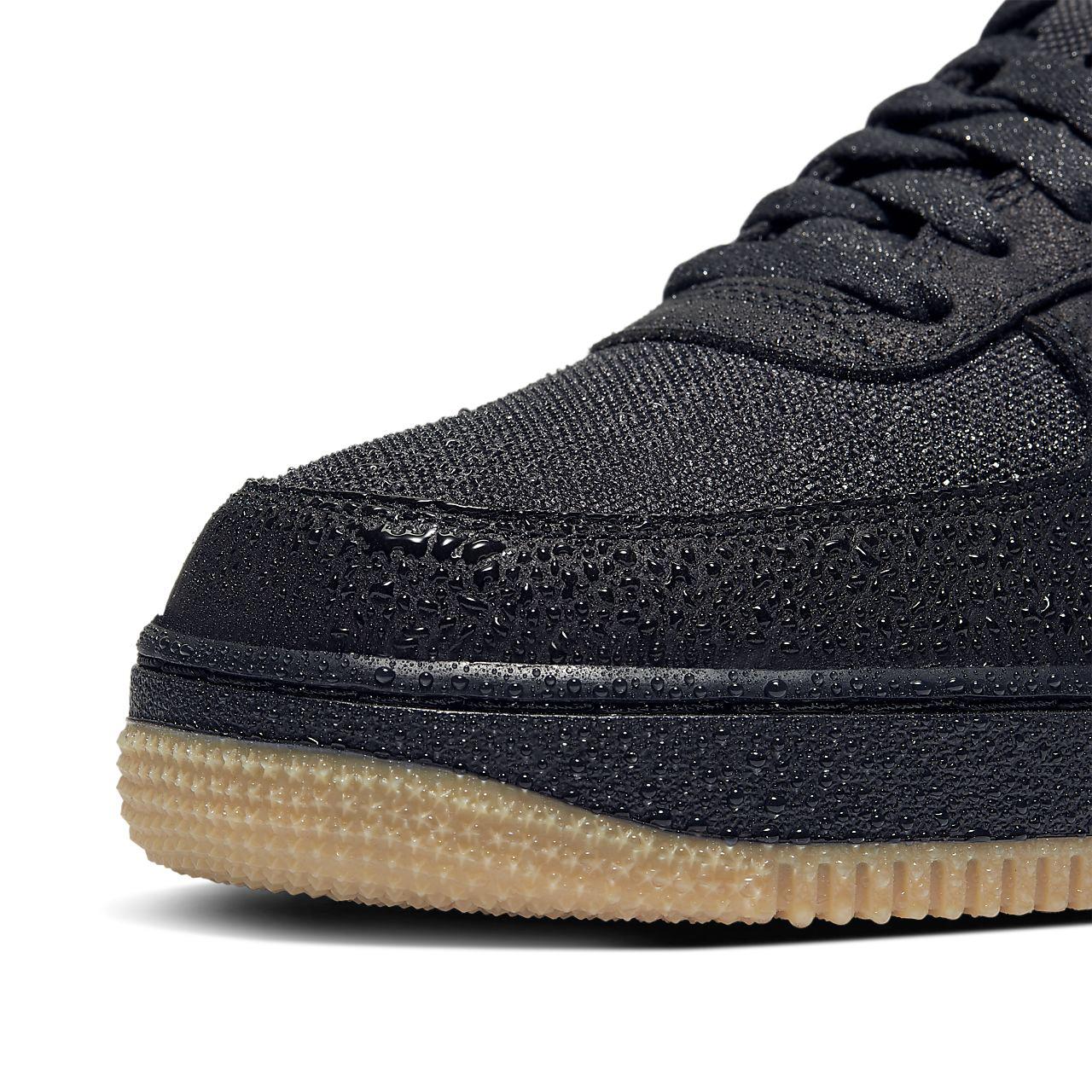 Nike Air Force 1 Gore-Tex Black