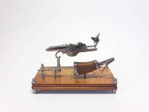 Miniature weellock model scale 1:6 Light version