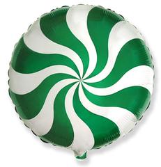 F Круг, Зеленый Леденец, конфета 18