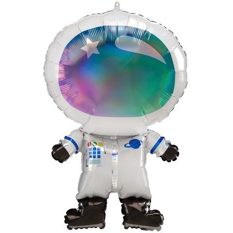 Шар фигура Космонавт, 74 см