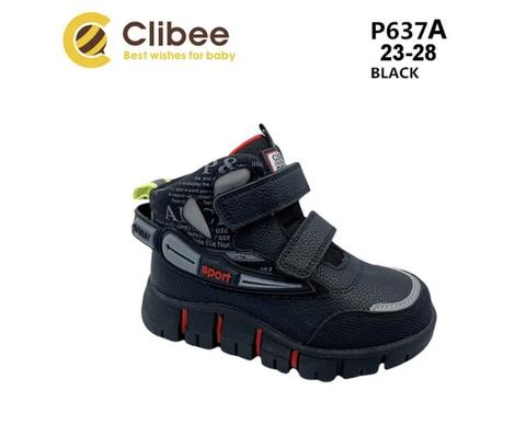 Clibee P637A Black 23-28