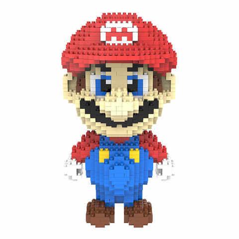 Конструктор 3D 9003 Супер Марио, 1750 дет.