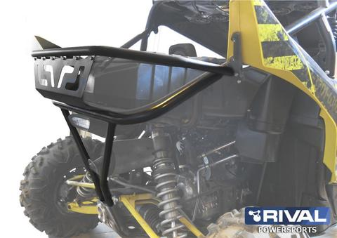 Бампер задний для Yamaha UTV YXZ 1000R