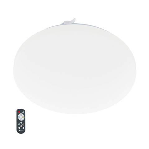 Светодиодный настенно-потолочный светильник с пультом ДУ Eglo FRANIA-A 98235