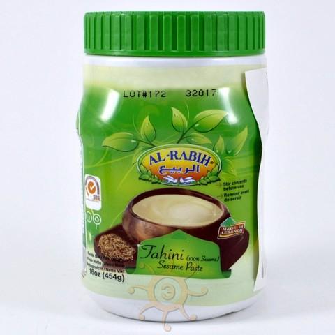 Тахини (кунжутная паста) Al-Rabih, 454г