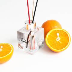 Апельсин-корица. Аромадиффузор|Аромапалочки 100 мл