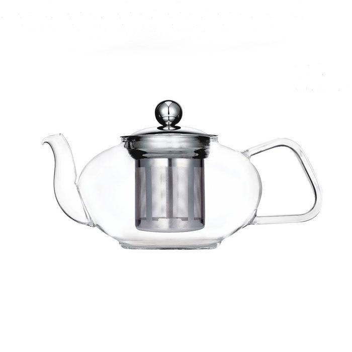 Чайник заварочный с фильтром 800 мл, артикул 14YS-8206, производитель - Hans&Gretchen