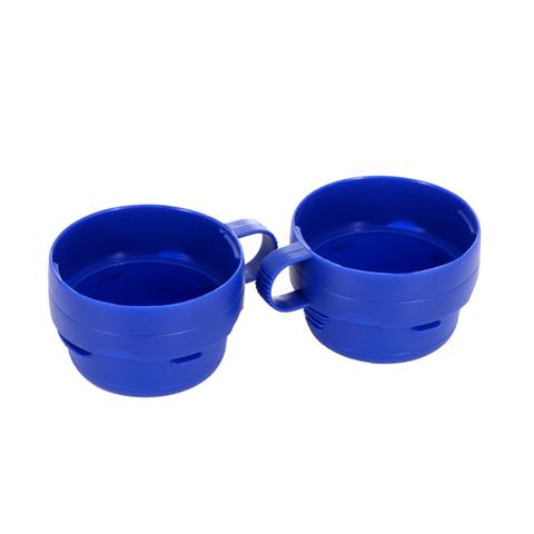 Термос LaPlaya Traditional 35-100 (1 литр) со стеклянной колбой, синий