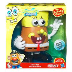 SpudBob Squarepants Mr. Potato Head
