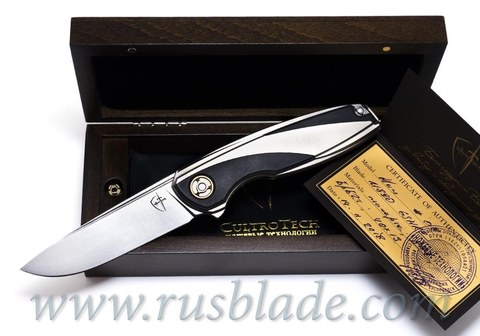 Zhim knife by CultroTech Knives