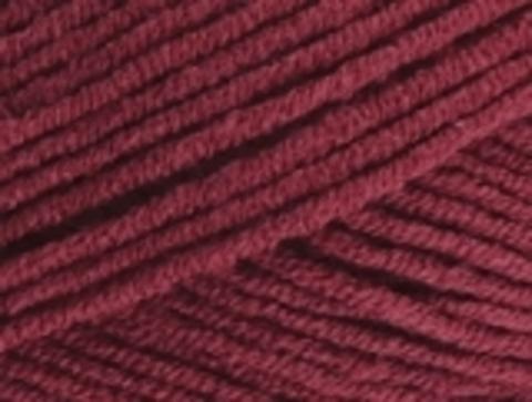 Cotton gold PLUS 390 Вишня Alize - пряжа, фото